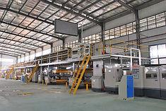 5ply production line shena corrugated