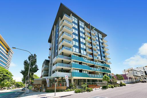 GDL Group - Fish Lane Apartments QLD - Completed 2014
