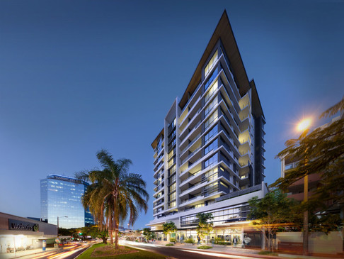 Devine - 38 High Street Toowong QLD - Completed 2016