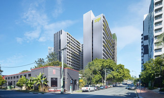 Hindmarsh - Scape Student Accommodation Southbank QLD - Completed 2018