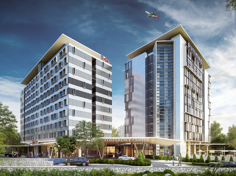 Watpac - Pullman Ibis QLD - Completed 2017