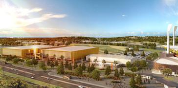 Hansen Yuncken - Carrara Sports Precinct QLD - Completed 2017