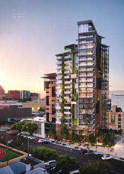 Hindmarsh - One Apartments SA - Under Construction