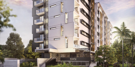 Sommer & Staff - Spice Apartments QLD - Completed 2017