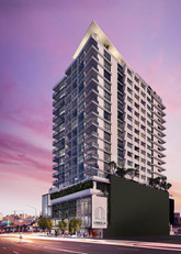 Hutchinson Builders - Omega Apartments QLD - Under Construction