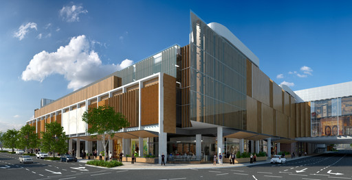 Probuild - Grand Central Toowoomba Redevelopment QLD - Completed 2017