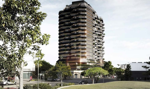 Icon Co - Drapery Apartments QLD - Under Construction