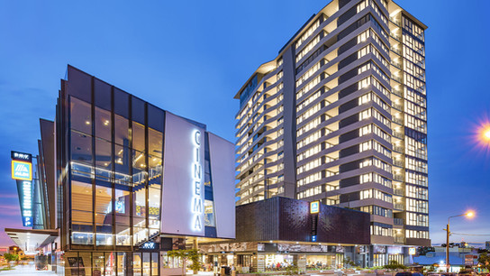 Probuild - Coorparoo Square QLD - Completed 2017