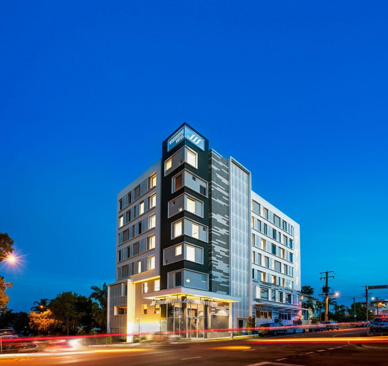 Kyron - Woodroffe Hotel QLD - Completed 2017