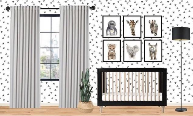 E-Design Nursery