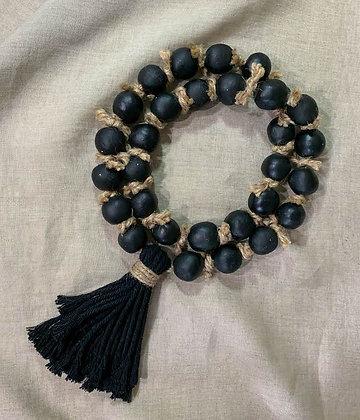 Raffia Collection - Black