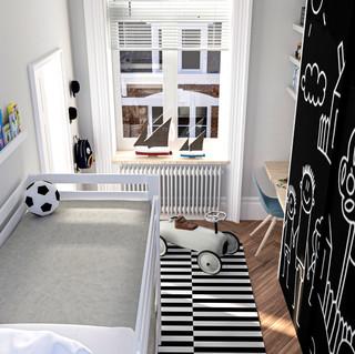 Kids Bedroom Design - Stockholm
