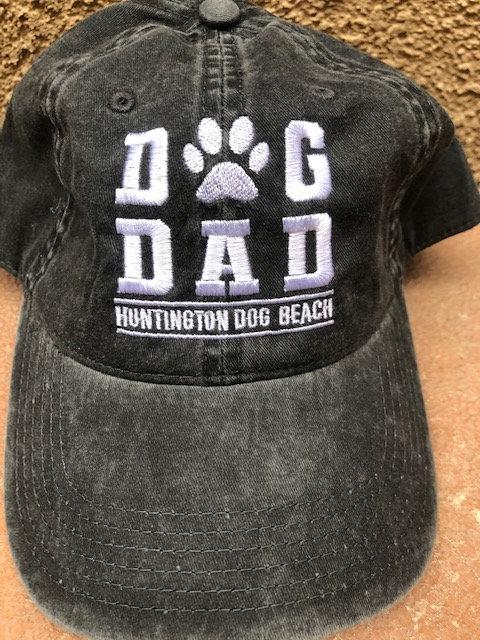 Dog DAD dad hat