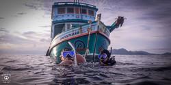 꼬따오P5061574스쿠버다이빙