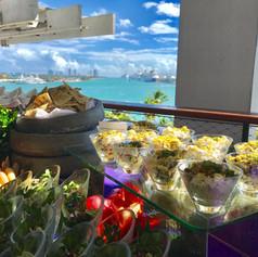 Bayside Lunch