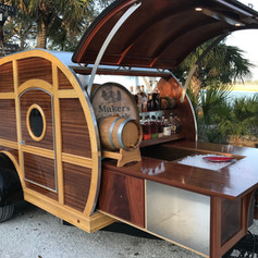 Bourbon Wagon