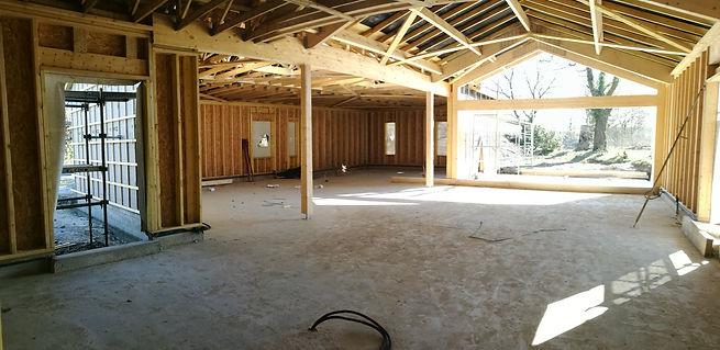 maison écologique à ossature bois