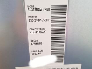 Samsung Fridge Freezer Repair | RL33SBSW1/XEU Fridge Freezing | Ice in bottom of freezer
