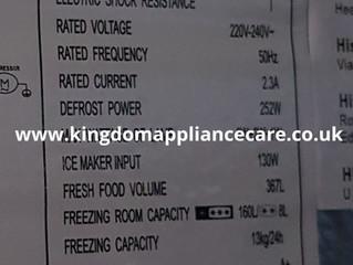 Hisense Fridge Freezer Model RS696N4II1| Cooling Issue | Freezer not Freezing....