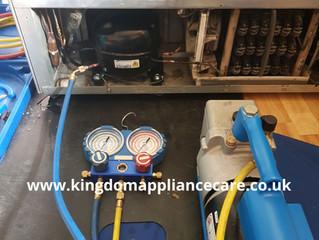 Samsung Fridge Freezer Repair | RS21FCNS | No Cooling...