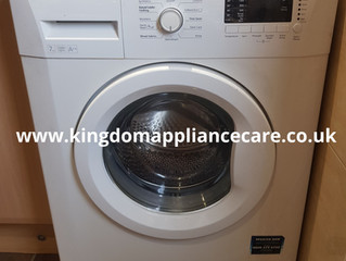 Beko Washing Machine WM74135W - Not Spinning - E11 Error Code....