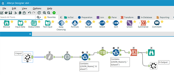 Download Data from UNComtrade org with Alteryx
