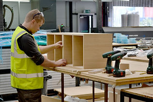 Joinery Manufacturing Process