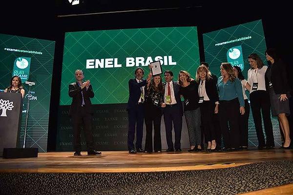 Enel-empresa-mais-sustentável-guia-exame-2018