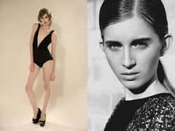 Makeup and hair by Vikki Aldridge