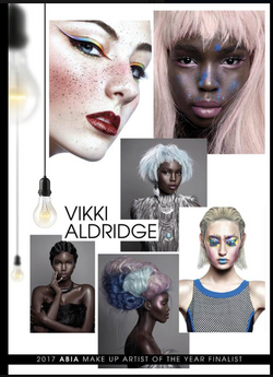 Makeup Artist of the year finalist