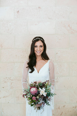 Bridal makeup by Vikki Aldridge