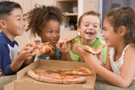 Children's Pizza Buffet £6pp
