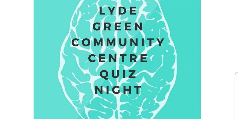 LGCA Quiz night