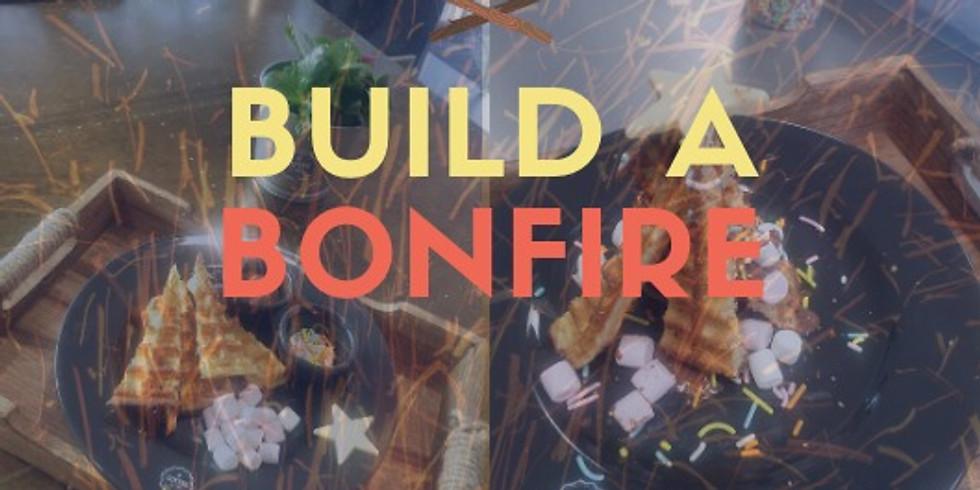 Build a Bonfire Kids Event