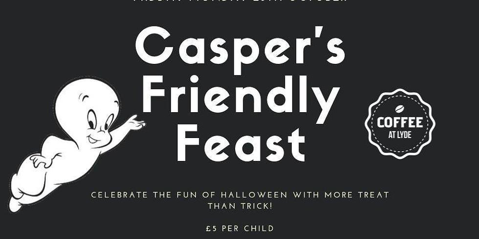Casper's Friendly Feast