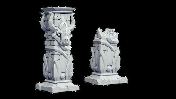 Dragon Column Bundle