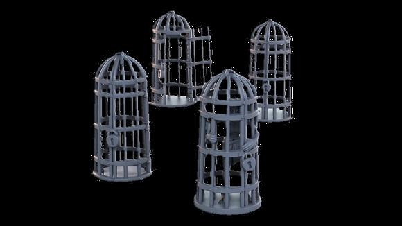Prisoner Cage Bundle