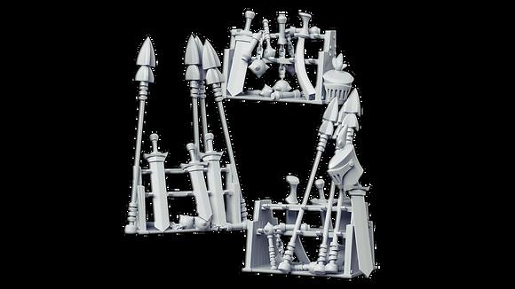 Weapon Rack Bundle