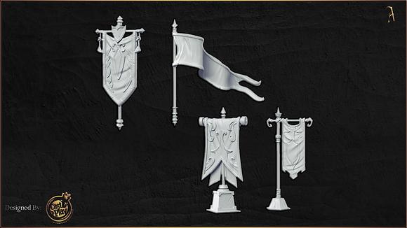 Tournament Banner Bundle A