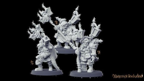 Dwarf Warlock C