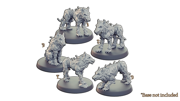 Hellhounds E