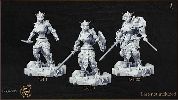 Zorseth The Fighter lvl10 v.A