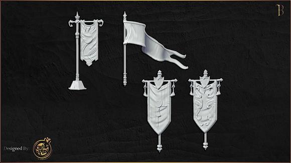 Tournament Banner Bundle B