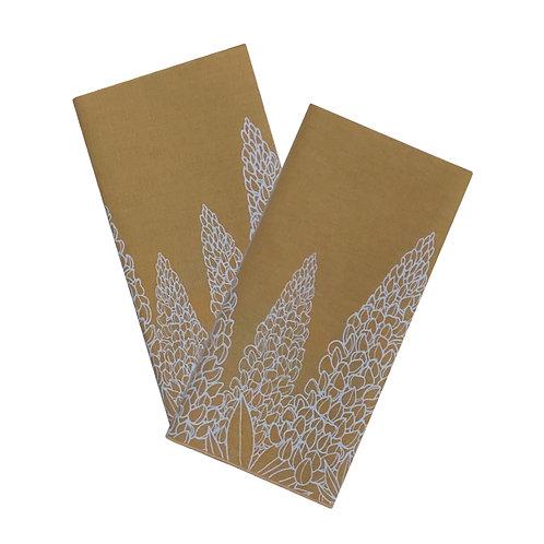 Cotton Linen Napkin Set