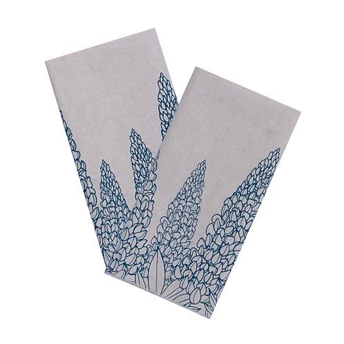 Set of 4 Cotton Linen Napkins