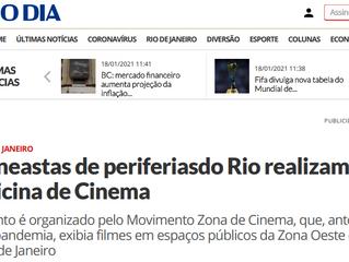 II Formação Livre de Cinema e Educação é destaque na imprensa