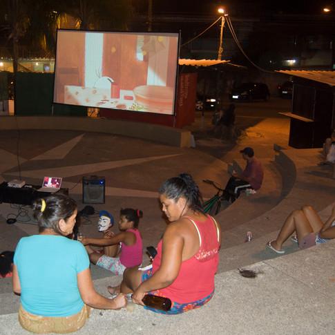Cineataque na Vila Aliança - Bangu