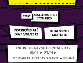 Inscrições abertas para a II Formação Livre em Cinema e Educação do Zona de Cinema