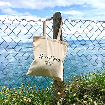 NearlySisters Tote Bag