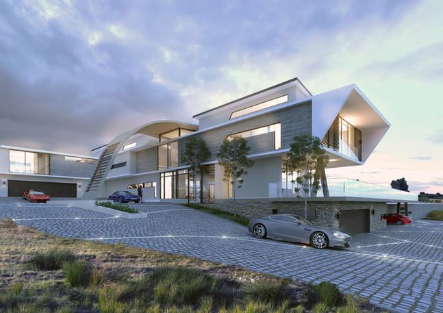 Pretoria Private Residence